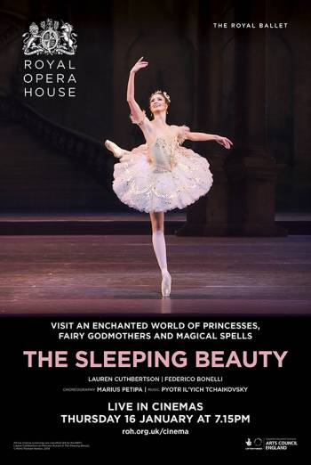 The Royal Ballet: The Sleeping Beauty Poster