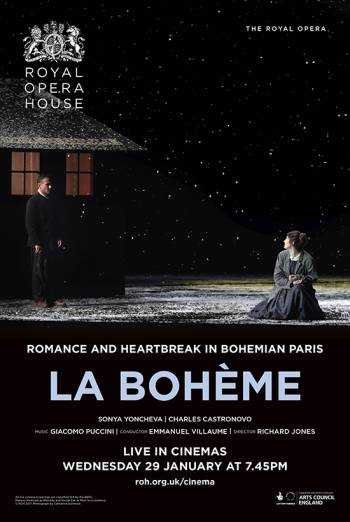The Royal Opera: La Boheme (2020) Poster
