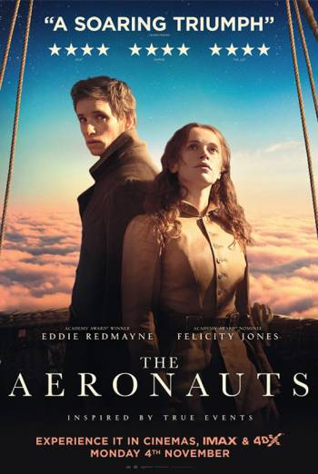 THE AERONAUTS <span>(2019)</span> artwork