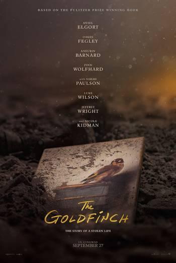 THE GOLDFINCH <span>(2019)</span> artwork