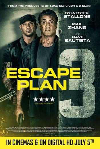 ESCAPE PLAN 3 <span>(2019)</span> artwork