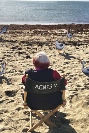 VARDA BY AGNÈS <span>(2019)</span> artwork