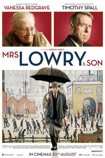 Mrs. Lowry and Son Poster