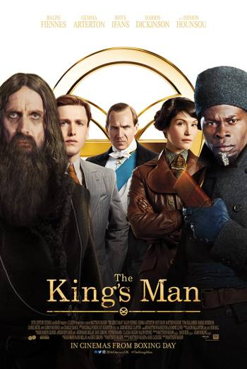 Film poster for: The King's Man