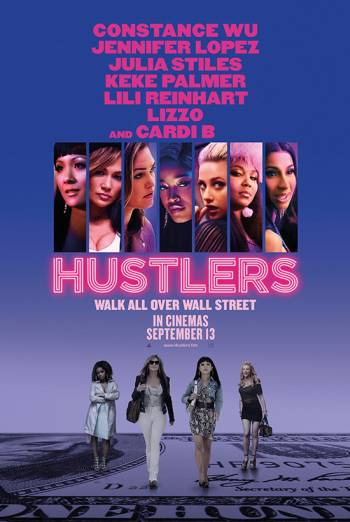 HUSTLERS <span>(2019)</span> artwork