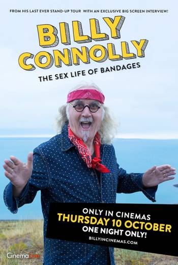 Billy Connolly - The Sex Life of Bandages Poster