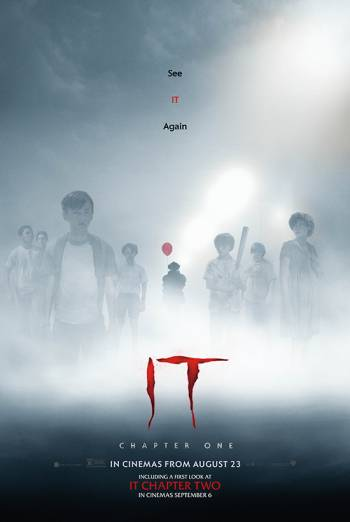 IT Chapter One (Flashback) Poster