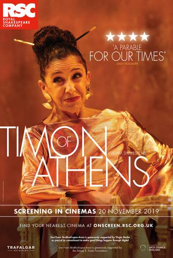 RSC: Timon of Athens Poster