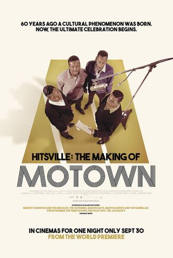 HITSVILLE: THE MAKING OF MOTOWN <span>(2019)</span> artwork