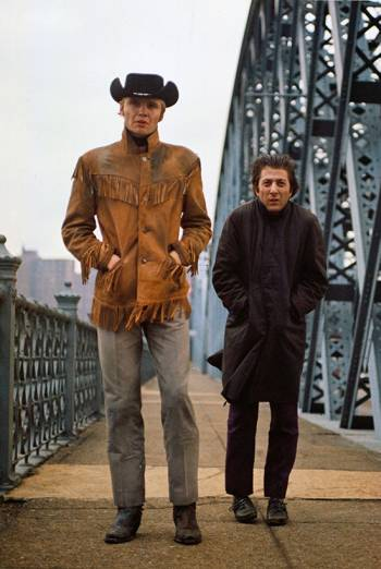 Midnight Cowboy - 50th Anniversary Poster