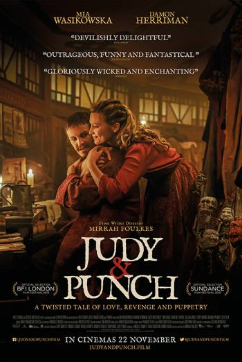 JUDY & PUNCH <span>(2019)</span> artwork