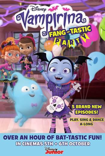 Vampirina: Fang-Tastic Party