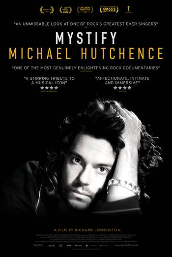 MYSTIFY: MICHAEL HUTCHENCE artwork