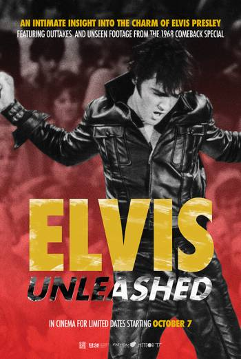Elvis Unleashed Poster