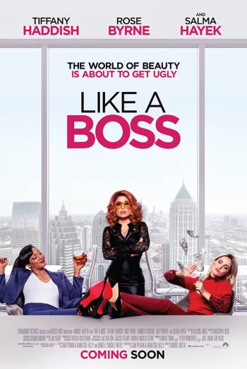 LIKE A BOSS <span>[Trailer A]</span> artwork