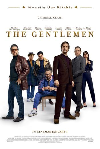 THE GENTLEMEN <span>(2020)</span> artwork