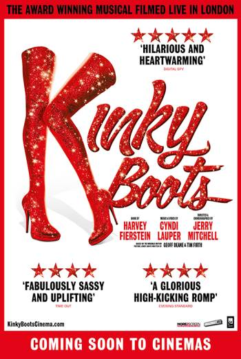 Kinky Boots - The Musical Poster