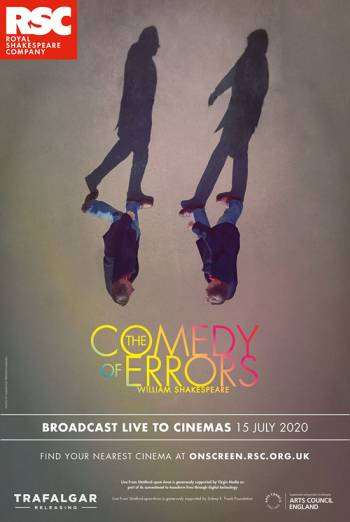 Royal Shakespeare Company: The Comedy of Errors Poster