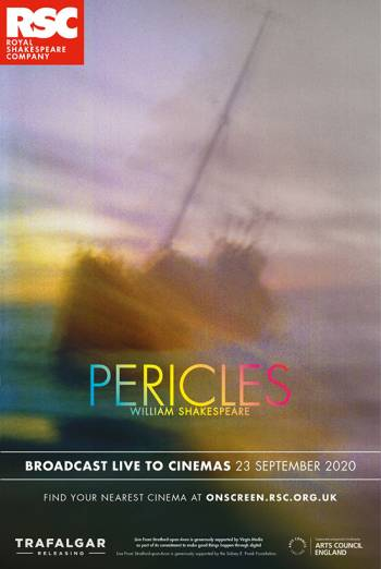 Royal Shakespeare Company: Pericles Poster