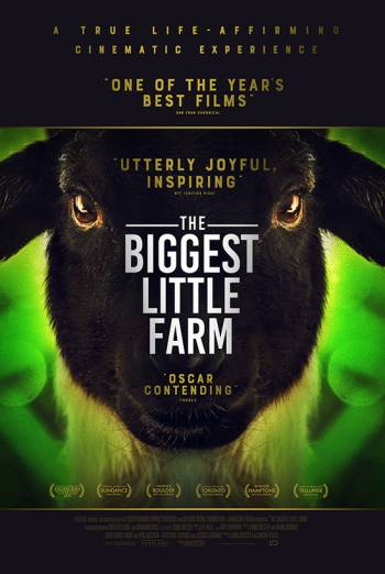 The Biggest Little Farm Poster