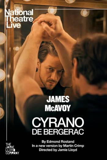 Film poster for: NT Live: Cyrano de Bergerac