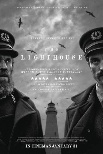 THE LIGHTHOUSE <span>(2019)</span> artwork