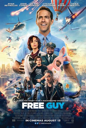 Film poster for: Free Guy