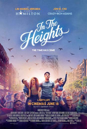 Film poster for: In The Heights