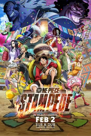 ONE PIECE STAMPEDE <span>[Trailer]</span> artwork