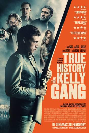 TRUE HISTORY OF THE KELLY GANG <span>(2019)</span> artwork