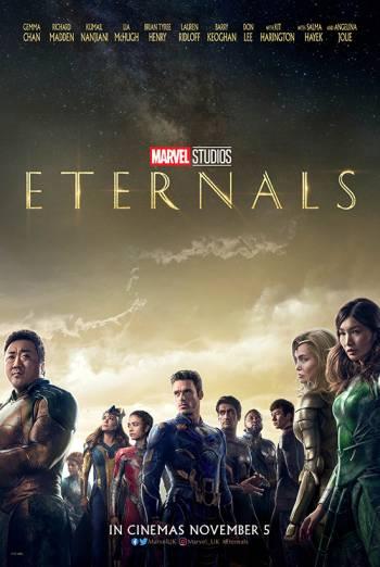 Film poster for: Eternals