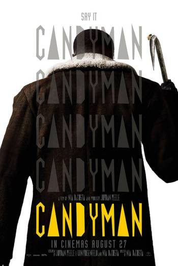 Film poster for: Candyman