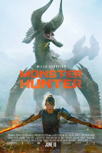 Film poster for: Monster Hunter