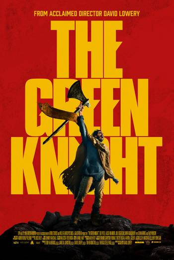 Film poster for: The Green Knight