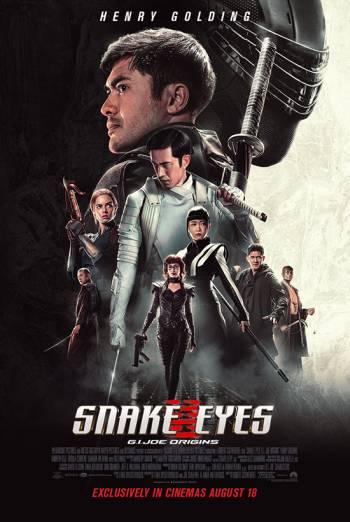 Film poster for: Snake Eyes