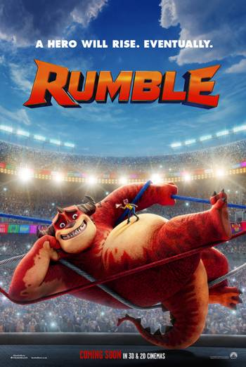 Film poster for: Rumble
