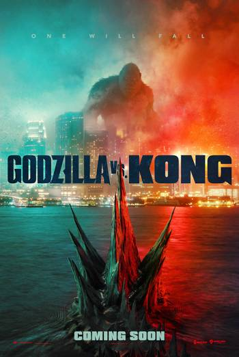 Film poster for: Godzilla vs King Kong