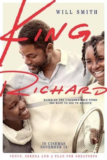 Film poster for: King Richard