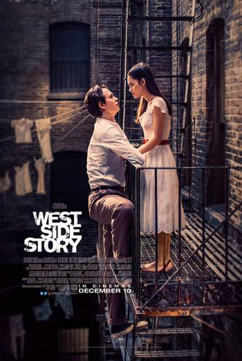 Film poster for: West Side Story