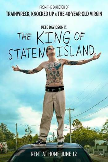 THE KING OF STATEN ISLAND <span>(2020)</span> artwork
