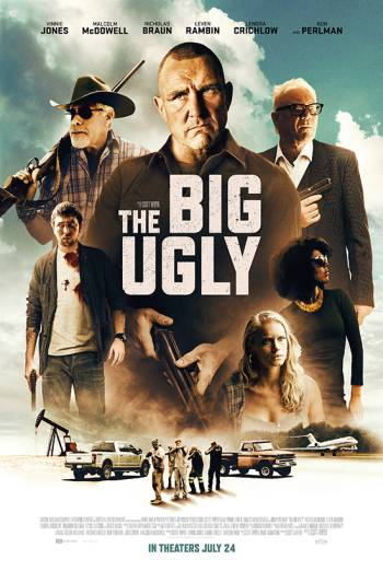 THE BIG UGLY artwork