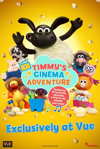 Timmy's Cinema Adventure