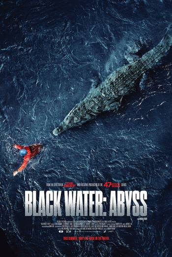 Black Water: Abyss Poster