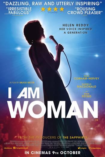 I AM WOMAN artwork