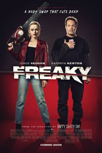 Film poster for: Freaky