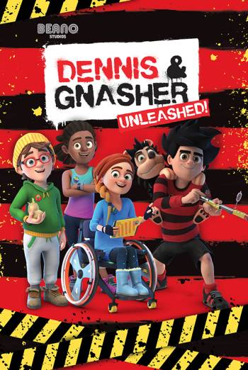 Dennis & Gnasher: Unleashed! On The Big Screen Poster