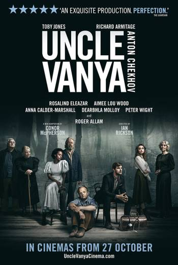 Uncle Vanya Poster