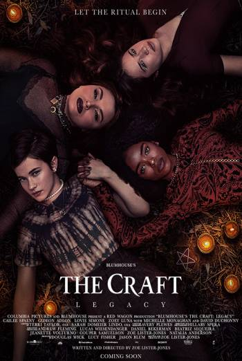 Blumhouse's The Craft: Legacy Poster