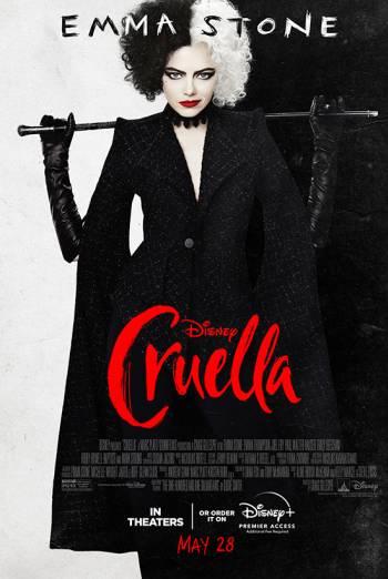 Film poster for: Cruella