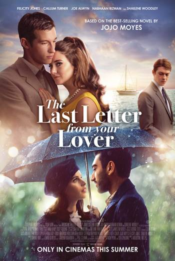 Film poster for: The Last Letter From Your Lover